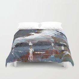 Blue harbour Duvet Cover