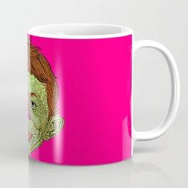 Alfred E. Newman MAD Coffee Mug