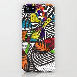Ooo Jazzy Baby iPhone Case
