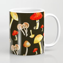 Brigt Mushrooms Coffee Mug