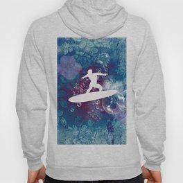 Sport, surfboarder Hoody