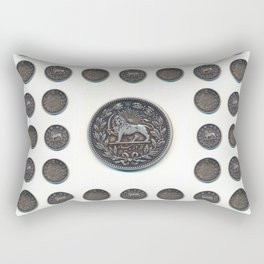 5000 Dinars Rectangular Pillow