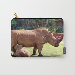 Rhinos Carry-All Pouch