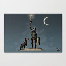 Sword & Sworcery Canvas Print