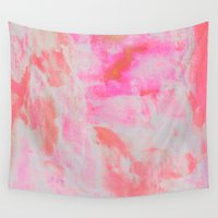 serenity Wall Tapestries featuring Serenity by Georgiana Paraschiv
