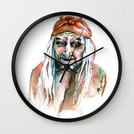 Kids and Strangers, beware Wall Clock