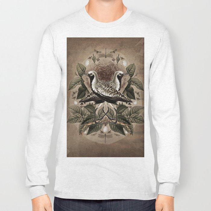 Pluvialis squatarola Long Sleeve T-shirt