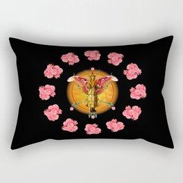 Deity II Rectangular Pillow