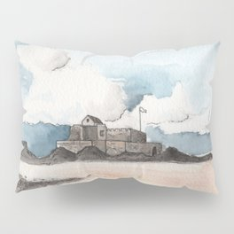 Fort National de Saint-Malo Pillow Sham