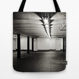 Down the Other End Tote Bag