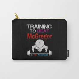 Training to beat the notorious Carry-All Pouch