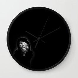lookatme Wall Clock