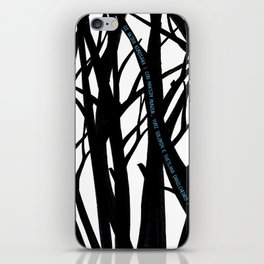 Dersu Uzala iPhone Skin