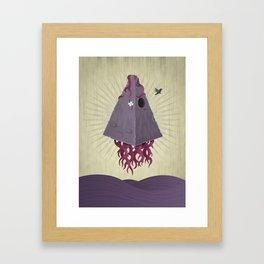 Overseas Framed Art Print