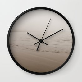 Ease-in Wall Clock