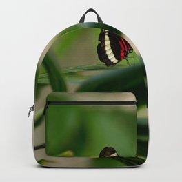 Doris Longwing Butterfly-1 Backpack
