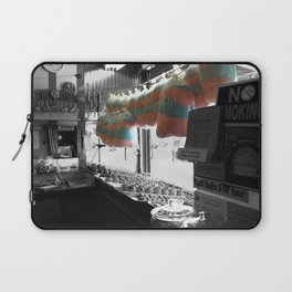 Coney Island Candy Store Cotton Candy photography Laptop Sleeve