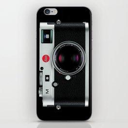 leica camera iPhone Skin