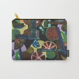 Abstract Fruits Carry-All Pouch