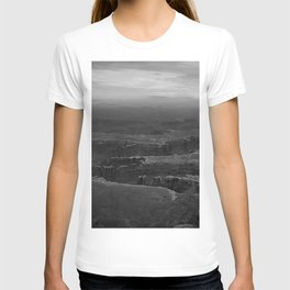 Cracks in the Earth T-shirt