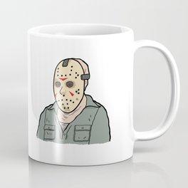 Jason Voorhees mug part 3 Coffee Mug