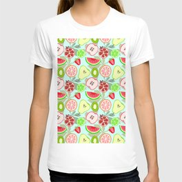 cut fruit T-shirt