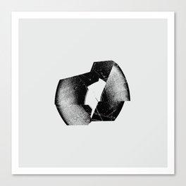 Vinyl 1 Canvas Print