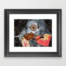 Poisoner Framed Art Print