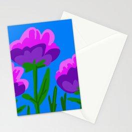 Purple Stationery Cards