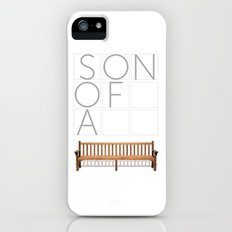Son of a bench. Slim Case iPhone (5, 5s)