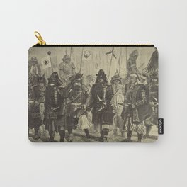 Japanese Warriors Carry-All Pouch