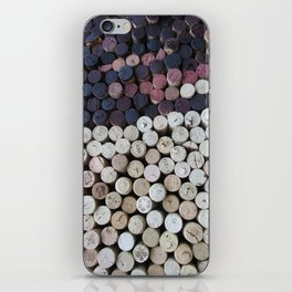 Too Many Corks iPhone Skin