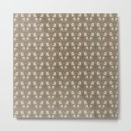 William Morris Pimpernel Metal Print