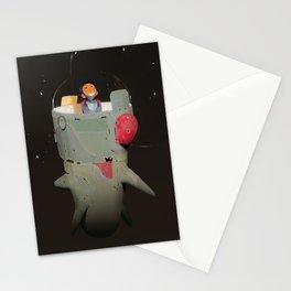 Space kiddo Stationery Cards
