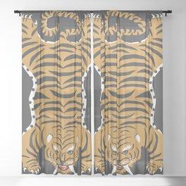 Fierce Sheer Curtain