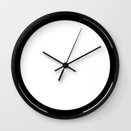 CircleSquare Wall Clock
