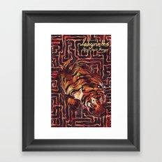 Labyrinths Framed Art Print