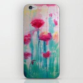 Garden of Transparency iPhone Skin