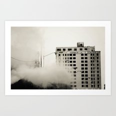Hot Child In The City Art Print