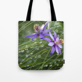 Meadow Dew Tote Bag