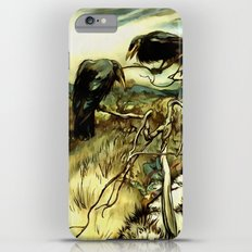 The Two Crows Slim Case iPhone 6 Plus