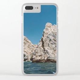 Cabo San Lucas XIV Clear iPhone Case
