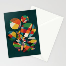 Wheel of fortune Stationery Cards