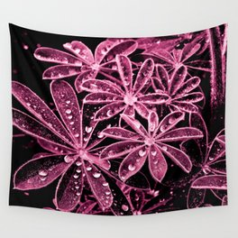 Raindrops XVI Wall Tapestry