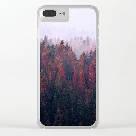 The Ridge Clear iPhone Case