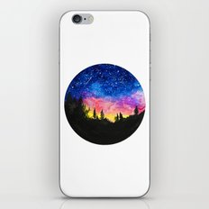 Aurora Borealis II iPhone & iPod Skin