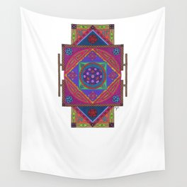 Just Another Roll of the Dice Wall Tapestry