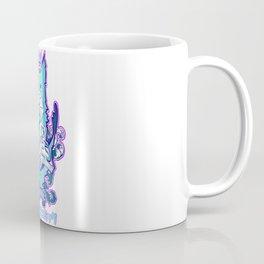 DUKEScomics BLACK Label Classic Crest Coffee Mug