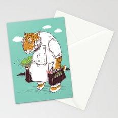 Kitchen Shopping Stationery Cards
