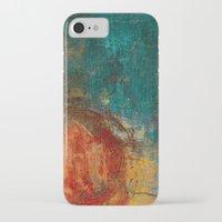calendars iPhone & iPod Cases featuring Othala - Runes Series by Fernando Vieira